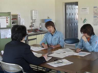 ISO更新審査2009